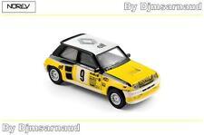 Renault 5 Turbo de 1981 Monte Carlo NOREV - NO 310501 - Echelle 1/64