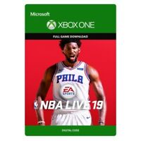 NBA LIVE 19 * XBOX ONE DIGITAL GAME DOWNLOAD * FAST, SAME DAY DELIVERY