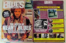 BLUES Magazine + 12 Track CD JIMI HENDRIX Birth Of HEAVY BLUES Randy Bachman NEW