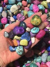 1 lb Large Tumbled Stones, Assorted mix bag ,Reiki Stones,Medicine Bag ,Crystal
