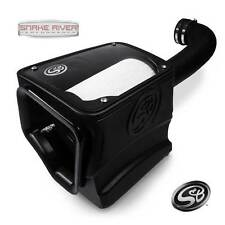 S&B COLD AIR INTAKE 14-17 CHEVY SILVERADO GMC SIERRA 1500 5.3L 6.2L DRY FILTER