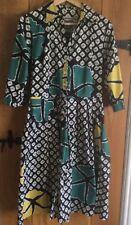 Samantha Sung Shirt Dress, UK Size 10, US Size 6, Vintage, 50s, Retro