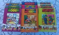 Vintage Set Of 14 Collectible Children's Books By Enid Blyton 1950's 1960's