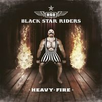 Black Star Riders - Heavy Fire Deluxe (NEW CD)