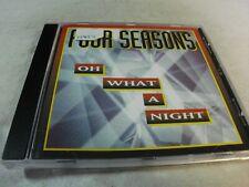 Four Seasons -  Oh What a Night -  CD gebraucht gut