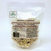 100% Pure Organic Frankincense Resin / Tears - Highest Quality 1 oz 3 Lb  Pouch