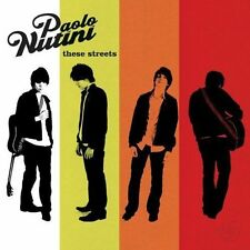 Paolo Nutini - These Streets 2006 Atlantic CD