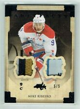 13-14 UD Upper Deck Artifacts  Mike Ribeiro  5/5  Patch-Tag