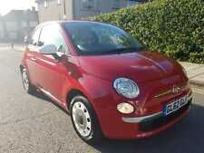 2012 Fiat 500 Colour Therapy Duologic Automatic 1.2 8v 3-door - only 44k miles