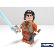 Lego Star Wars Figur Ezra Bridger mit Lichtschwert »NEU« aus 75090