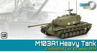 LAST  DRAGON ARMOR 1/72 DIECAST US ARMY M103A1 HEAVY TANK GERMANY 1959 #60692