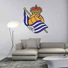 "Real Sociedad FC Spain Football Soccer Wall Decor Sticker Decal 20""X25"""
