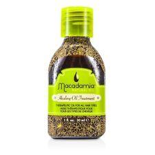 Macadamia Natural Oil Healing Oil Treatment (For All Hair Types) 30ml Mens Hair