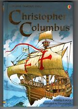 Usborne Famous Lives:  Christopher Columbus (hardcover)