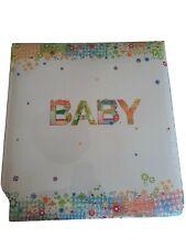 Baby Fotoalbum rosa 19847 Taufe Geschenk Box Geburtstag Erinnerungsbuch NEU