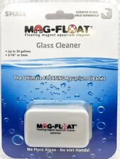 Mag-Float Ultimate Floating Magnet Aquarium Glass Cleaner Small Up To 30 Gallons