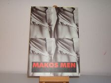 Makos Men Sewn Photo by Christopher Makos  First Edition, First Printing
