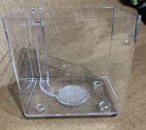 Marina Betta EZ Care Aquarium REPLACEMENT PART- 0.7 Gallon Plastic Tank Only!