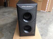 New listing Wharfedale Powered Sub-Bass, Uk Made