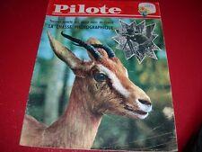 PILOTE MAGAZINE N° 118  25 JANVIER 1962 PILOTORAMA UN CENTRE DE TRI POSTAL