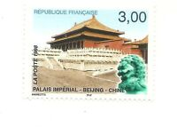 Timbre : 1998 PALAIS IMPERIAL - BEIJING - CHINE 3173 1998 Neuf**