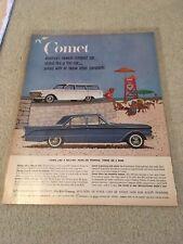 Vintage 1960 Ford Comet Ad