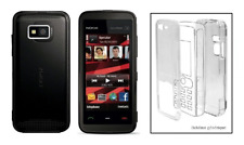 Transparent Crystal Cover (Hard Cover Protection) ~ NOKIA 5530 XpressMusic