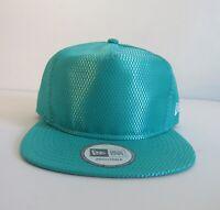 Mens New Era Cap 9Fifty Snapback Adjustable Size Fits Most Solid Color No Team