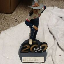 Richard Petty Salvino Racing Legends signed autograph figurine  limited edition