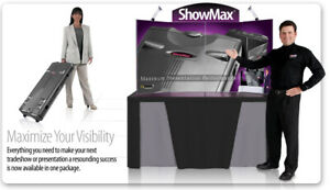 Showmax tabletop display BRAND NEW