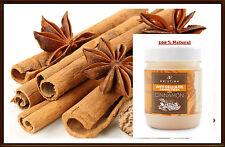 Hristina Cosmetici anti-cellulite rassodante crema con cannella 100% naturale 200 ML