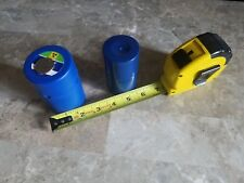 New listing Lead Pigs 1 large 1medium for shielding radioactivity sources , minerals