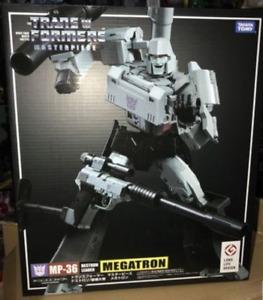 Transformers MP-36 Megatron Destron Leader Action Figure Toys!(2)