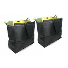 Ezprogear Reusable Extra Large Insulated Cooler Grocery Bag Shopping Bags