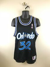 b8d1c10527e Vintage Champion Shaqueille O Neal NBA Jersey  32 Orlando Magic - Size 40