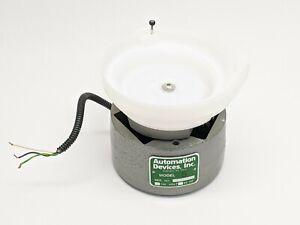 "Automation Devices 05CC.1 Model 5 Vibratory Bowl Feeder 6"", 120V"