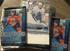 NHL Cards 12 Card Mystery Pack 2 Rookies Gtd. McDavid, Matthews, Marner + More
