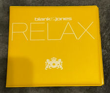 Blank & Jones - Relax (Limited Yellow Edition)