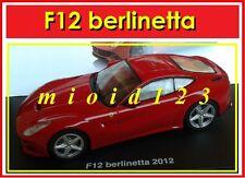 1/43 - Ferrari GT Collection : F12 BERLINETTA [2012] - Die-cast