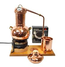 """""""CopperGarden"""" Destillieranlage Arabia 2 Liter ❁ elektrisch ❁ legale Destille"""