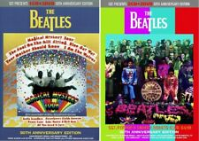 The Beatles Magical Mystery Tour & SGT.Pepper's Lonely Hearts Club Band 3CD 5DVD