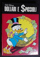 DOLLARI E SPICCIOLI - CARTONATO DISNEY 1° ED. 1972 OMAGGIO ABBONATI