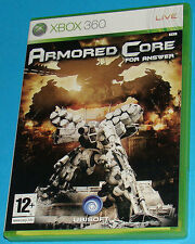 Armored Core For Answer - Microsoft XBOX 360 - PAL