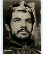 DDR Starfoto Television Cinema Film Schauspieler Actor 1969 GARY RAYMOND USA