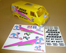 RC 'Road Runner' style Lunch Box stickers decals