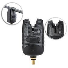 8LEDs Adjustable Tone Volume Sensitivity Sound Alert Bite Alarm Fishing Rod A6U5