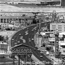 Las Vegas, Nevada Strip - 1967 - Vintage Photo Print