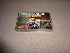 Del Shannon – Del Shannon Sings Hank Williams - Rhino/Bug Cassette Tape - EX