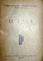 IL 1924 scritti e discorsi di Benito Mussolini 1934 XII° ULRICO HOEPLI EDITORE