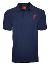 Official Liverpool FC Heritage Football Polo Shirt Mens Large Retro LP2